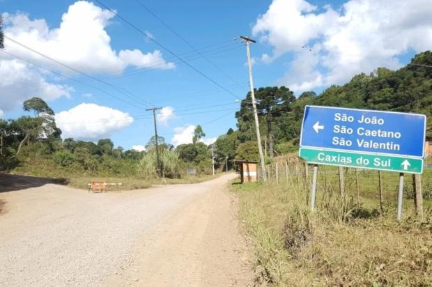 Estrada Velha, entre Caxias e Flores da Cunha, terá bloqueio total a partir desta quarta-feira Fábio Carnesella/Divulgação