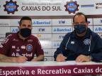 Caxias apresenta contratação para final do Gauchão e disputa da Série D Vitor Soccol,Dinâmica Conteúdo/Divulgação