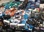 PRF apreende R$ 80 mil em mercadorias importadas ilegalmente em Bento Gonçalves PRF/Divulgação