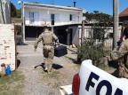 Casal encontra granada durante mudança de móveis no interior de Caxias do Sul Brigada Militar / Divulgação/Divulgação
