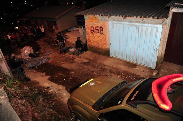 Dados do Atlas da Violência mostram que Caxias do Sul tem número de homicídios menor que as médias estadual e nacional Porthus Junior/Agencia RBS