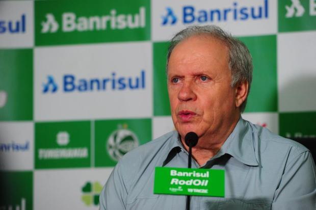 """""""A preocupação existe e nós não estamos satisfeitos"""", diz vice de futebol do Juventude Porthus Junior/Agencia RBS"""