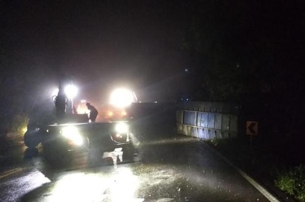 Trânsito é normalizado na RS-122, entre Farroupilha e São Vendelino, após acidente no domingo CRBM/Divulgação