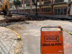 Trânsito na Rua Marechal Floriano, em Caxias, ficará bloqueado a partir desta quarta-feira André Fiedler/Agência RBS