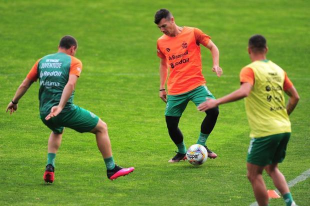 Saiba quando o Juventude espera contar com Wagner, Carlos Eduardo e Nery Bareiro Porthus Junior/Agencia RBS