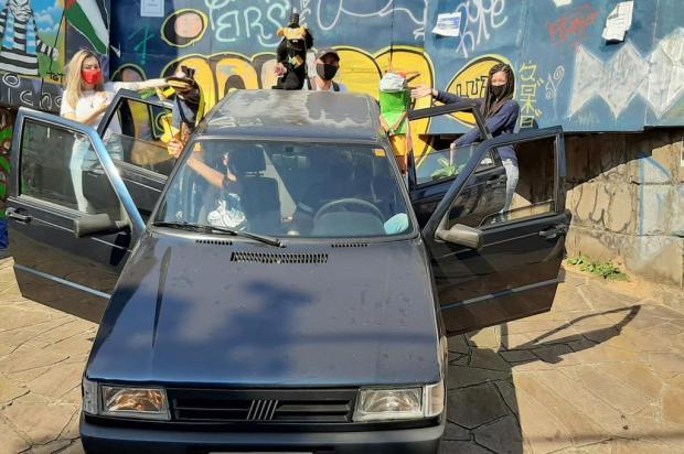 Após vender carro, Tem Gente Teatrando lança edital UNO-me para investir em artistas da periferia de Caxias Zica Stckmans/Divulgação