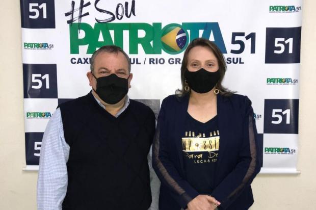 Patriota de Caxias faz convenção em formato drive-thru nesta quarta-feira Tatiana de Oliveira/Divulgação