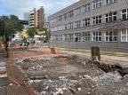 Volta às aulas: confira as obras que impactam o trânsito de Caxias do Sul André Fiedler/Agência RBS