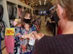 Vendas em baixa e limpeza constante: como o comércio de Caxias enfrenta a nova realidade da pandemia Antonio Valiente/Agencia RBS