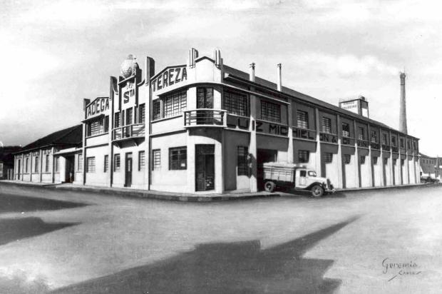 Adega Santa Tereza e os Vinhos Cruzeiro nos anos 1940 Studio Geremia/Arquivo Histórico Municipal João Spadari Adami,divulgação