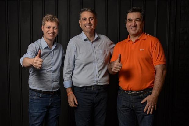 Deputado federal mais votado no RS grava vídeos de apoio aos pré-candidatos do Novo Eduardo de Moraes/Divulgação
