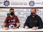 Caxias confirma contratação de novo zagueiro para a Série D Vitor Soccol/Dinâmica Conteúdo