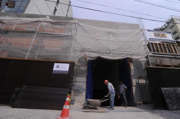 Depois de ter sido anunciado em Farroupilha, hospital odontológico começa a ser construído em Caxias Marcelo Casagrande/Agencia RBS