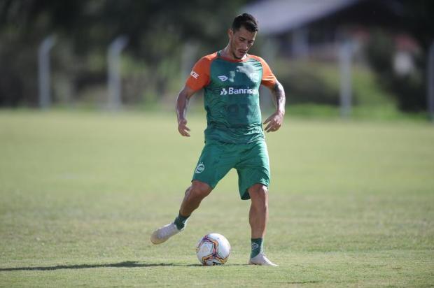Figueirense desiste de contratar atacante fora dos planos do Juventude Antonio Valiente/Agencia RBS