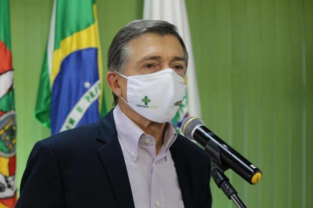 PROS define apoio a Adiló Didomenico para disputa à prefeitura de Caxias Gabriela Bento Alves/Divulgação