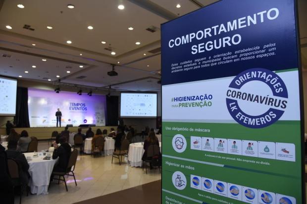 Governo do Estado irá liberar realização de eventos corporativos Rafael Cavalli/Divulgação
