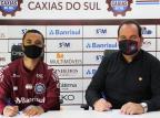"""""""Espero estar disponível contra o Tubarão"""", projeta novo reforço do Caxias Vitor Soccol/Dinâmica Conteúdo"""
