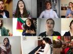 """VÍDEO: mulheres artistas cantam """"Eu Sou do Sul"""" em homenagem à Semana Farroupilha; assista Reprodução/"""