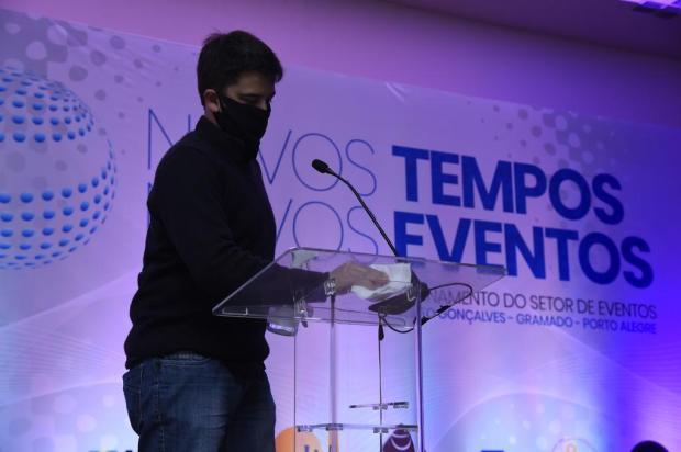 Com restrições, eventos como feiras e congressos poderão ser realizados a partir desta semana Rafael Cavalli/Divulgação