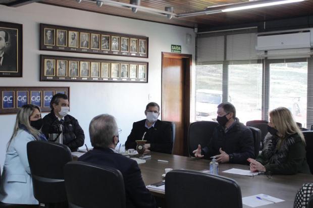 CIC começa a ouvir pré-candidatos a prefeito e vice de Caxias do Sul Andressa Zanol/Divulgação