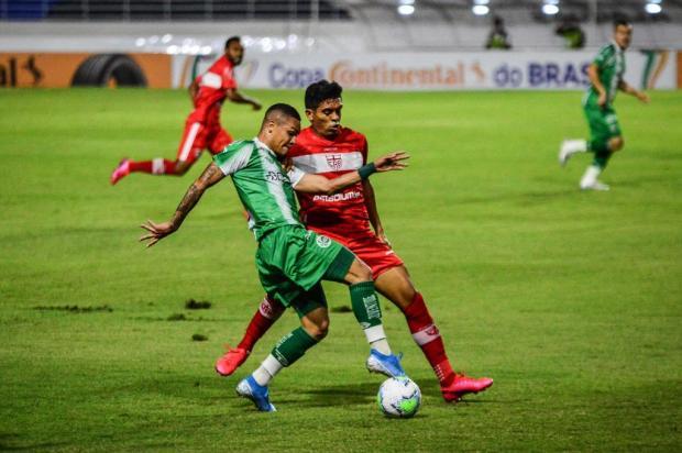 Juventude perde pelo placar mínimo, mas está garantido nas oitavas de final da Copa do Brasil BRUNO FERNANDES/AGÊNCIA PIXEL PRESS/ESTADÃO CONTEÚDO