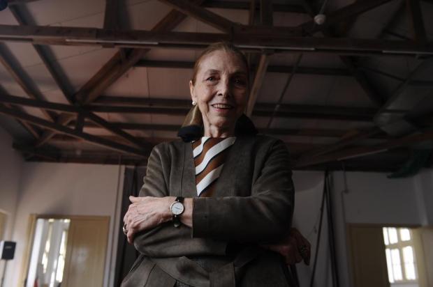 Escritora Marina Colasanti participa de live aberta ao público nesta quinta Antonio Valiente/Agencia RBS