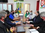 Coligação analisa plano de governo de Búrigo e Frizzo para a prefeitura de Caxias Luiz Chaves/Divulgação