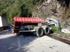 Caminhoneiro morre em acidente na RS-122, em Farroupilha Grupo Rodoviário/Divulgação
