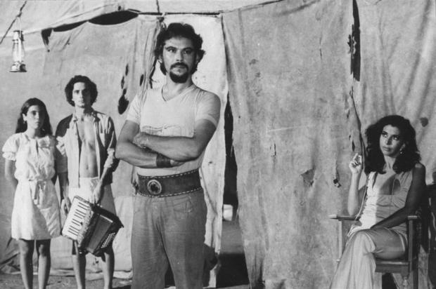 """Clássico """"Bye Bye Brasil"""" encerra programação cinematográfica do Festival de Gramado Ver Descrição/Ver Descrição"""