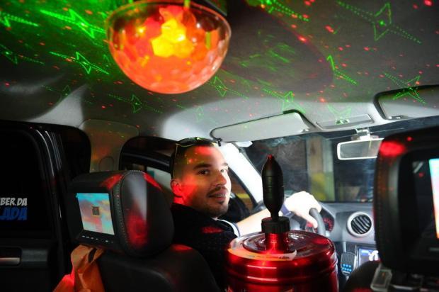 Conheça o Uber da Balada de Caxias do Sul, que transforma viagem em festa Antonio Valiente/Agencia RBS