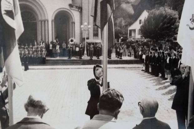Um projeto para divulgar as memórias de Galópolis Acervo de Maria Lourdes Diligenti Comerlato/divulgação