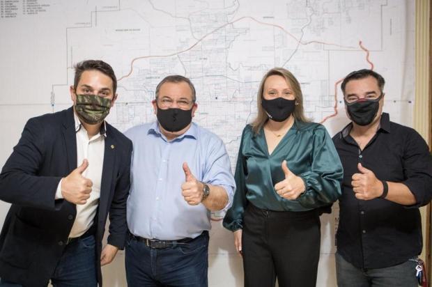Deputado Zucco mantém apoio a D'Arrigo, mesmo PSL tendo pré-candidato a prefeito em Caxias Lucas Rissinger/Divulgação