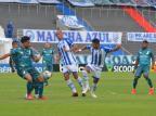 Em mais um jogo de altos e baixos, Juventude perde para o CSA e desperdiça chance de voltar ao G-4 Augusto Oliveira / CSA, Divulgação/CSA, Divulgação