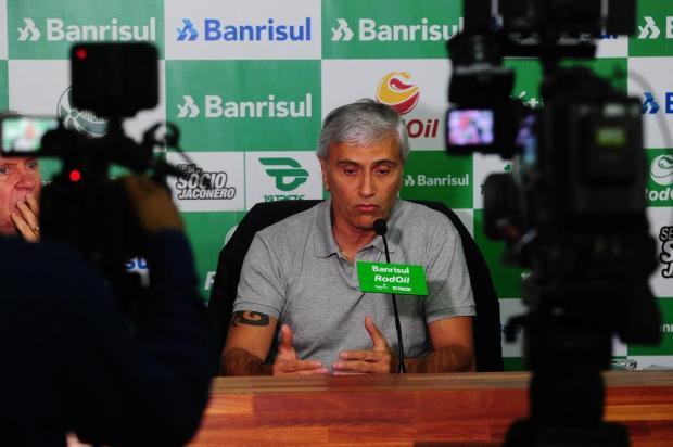 """""""Precisamos encontrar um padrão melhor"""", diz presidente do Juventude sobre oscilações Porthus Junior/Agencia RBS"""