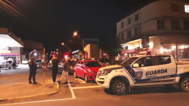 Órgãos de segurança seguem com blitze em Caxias para evitar aglomerações Divulgação / Prefeitura de Caxias do Sul/Prefeitura de Caxias do Sul