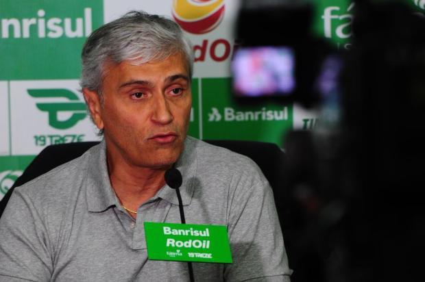 """""""Importante que estamos próximos aos líderes da competição"""", diz presidente do Juventude Porthus Junior/Agencia RBS"""