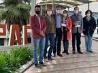 Representantes do PSL à prefeitura de Caxias iniciam roteiro de campanha PSL Caxias do Sul/Divulgação