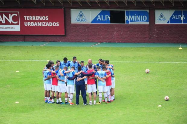 Sem o lateral-direito Ivan, Caxias está escalado para enfrentar o Pelotas Porthus Junior/Agencia RBS