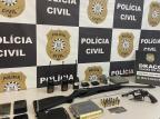 Polícia cumpre mandados contra organização especializada em furto de veículos e lavagem de dinheiro em Caxias Polícia Civil/Divulgação