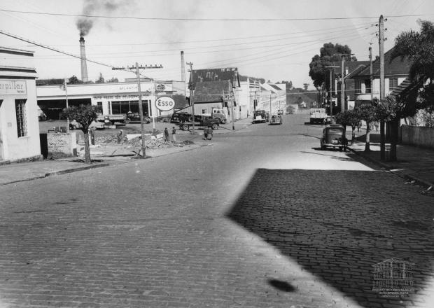 Impressões sobre a Rua Marechal Floriano em 1959 Arquivo Histórico Municipal João Spadari Adami / Divulgação/Divulgação
