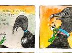Personagem Lova estrela quadrinhos online Arte de Gio e Doug/Divulgação