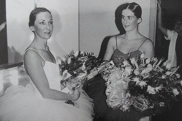 Sandra Trintinaglia: os primórdios da dança cênica caxiense Acervo pessoal/divulgação