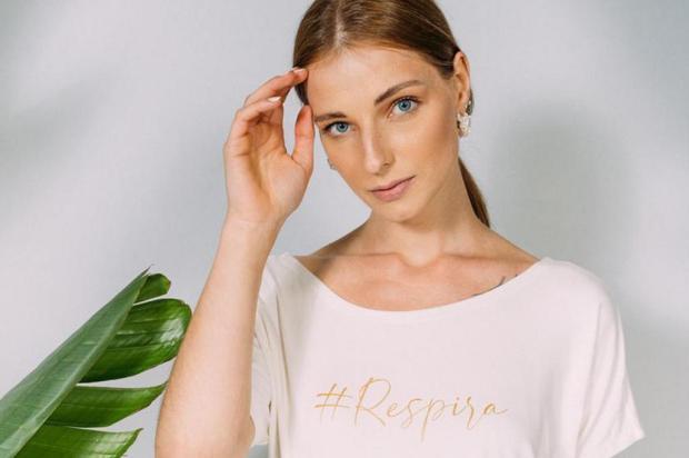 Boutique Regina Bellini apresenta campanha solidária #Respira Divulgação/Divulgação
