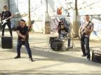 Banda Linfoma, de Caxias, lança clipe neste sábado Fernando Koch/Divulgação