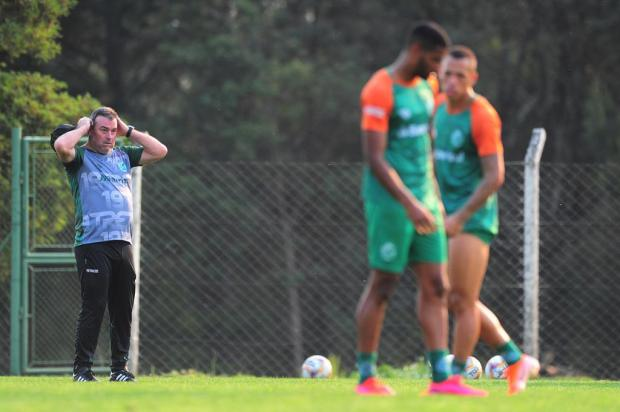 Mais dúvidas do que definições: o que disse Pintado antes de Juventude x Brasil-Pel Porthus Junior/Agencia RBS