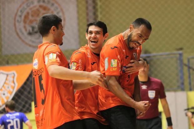ACBF vence o Foz Cataratas e assume a liderança do Grupo B na Liga Nacional Ulisses Castro / ACBF, Divulgação/ACBF, Divulgação