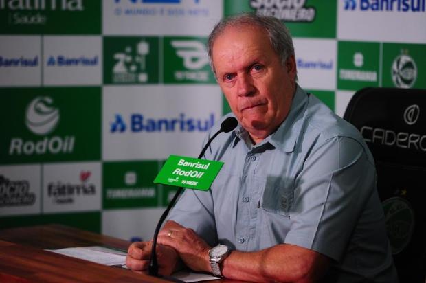 Dirigente do Juventude critica árbitro e admite desempenho abaixo do esperado da equipe Porthus Junior/Agencia RBS