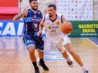 Caxias Basquete acerta contratação de jovem armador Brenno Domingues / São José Basketball/São José Basketball