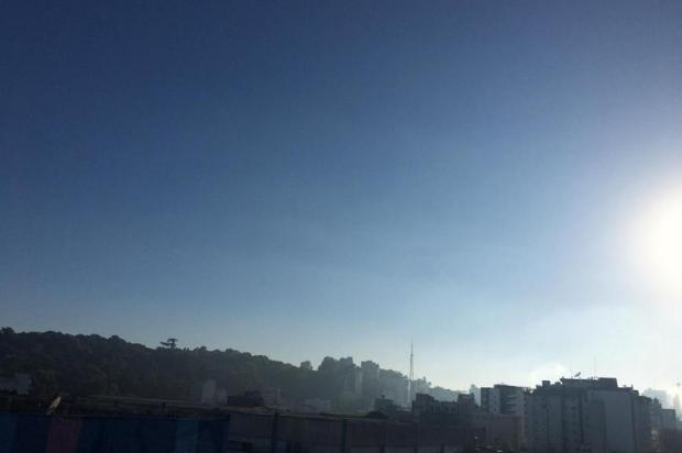 Sol e temperaturas amenas marcam terça-feira na maior parte da Serra Flavia Noal/Agência RBS