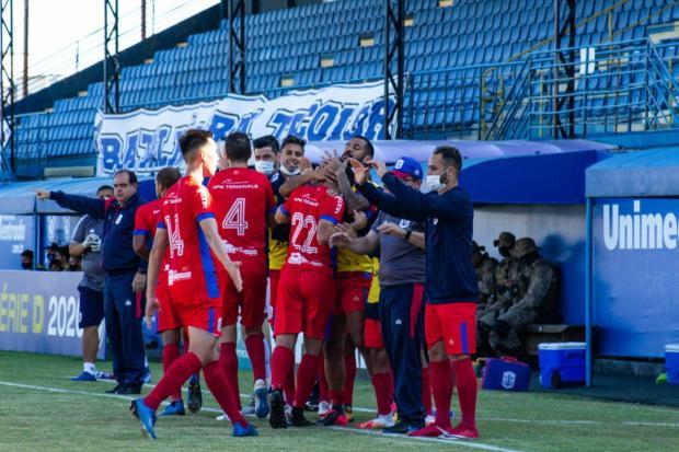 Saiba tudo sobre o Marcílio Dias, adversário do Caxias na 6ª rodada da Quarta Divisão Bruno Golembiewski / CNMD/CNMD